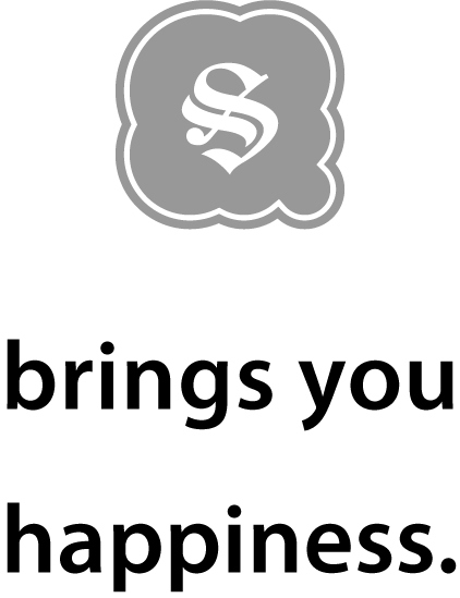 SHIKKAのブランドメッセージロゴ